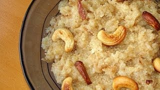 Oats Bread Halwa..
