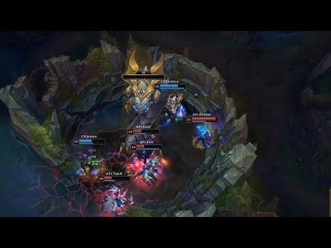 Licorice Steals Baron By One Punch