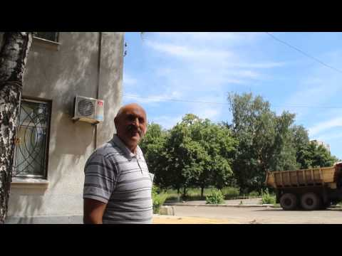 Slavyansk - People Say They 'Didn't Support Referendum'