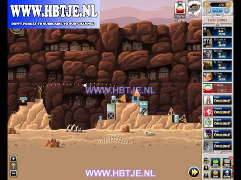 Angry Birds Star Wars Tournament Level 1 Week 45 (tournament 1) facebook