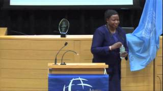 Reflections from the International Criminal Court Prosecutor