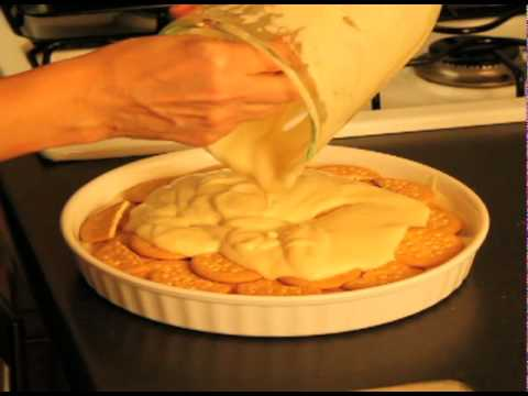 Pay de limón - Lemon Pie