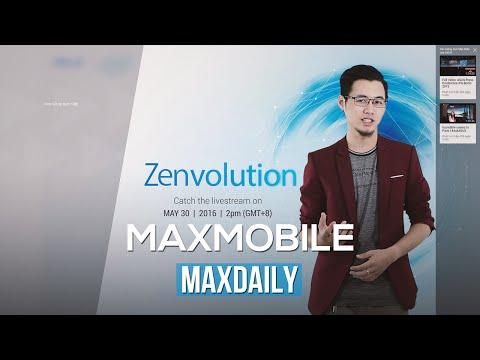 MaxDaily 29/5: Ngày mai livestream Zenvolution; Người Việt làm cáp USB Siêu xịn!