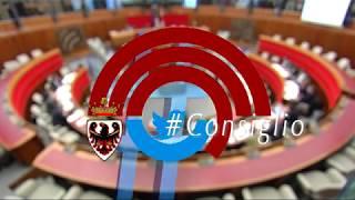#CONSIGLIOPROVINCIALETRENTO, 25 SETTEMBRE 2017