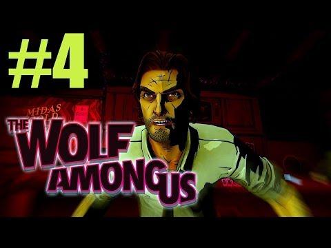 The Wolf Among Us - Part 4 | END - HUGE SURPRISES | Gameplay Walkthrough