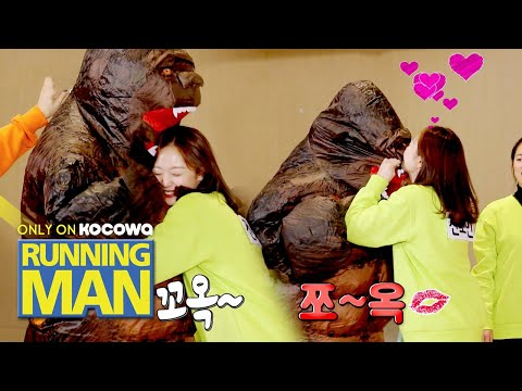 Why is So Min Suddenly Hugging Se Chan? [Running Man Ep 485]