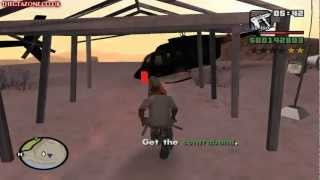 GTA San Andreas Mission #66 Interdiction (HD)