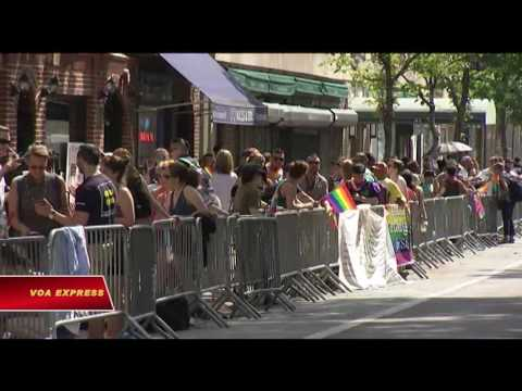 Lễ hội Người Đồng Tính ở New York kêu gọi ngăn chặn bạo lực súng