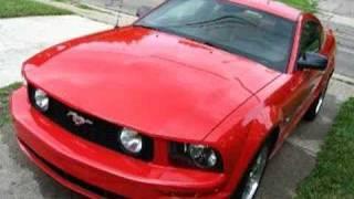 Ford Taurus SHO vs Ford Mustang GT videos