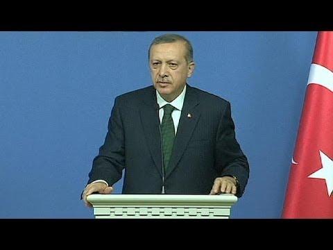 Le gouvernement Erdogan contre-attaque après une vaste enquête anti-corruption