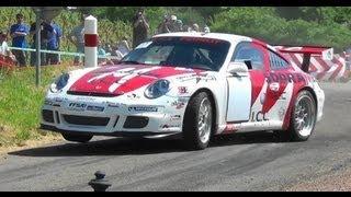 Vidéo Rallye des Vins de Mâcon 2013 - Shakedown