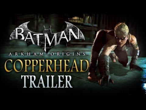 Новый антагонист в Batman: Arkham Origins