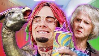 "Lil Pump - ""Gucci Gang"" PARODY"