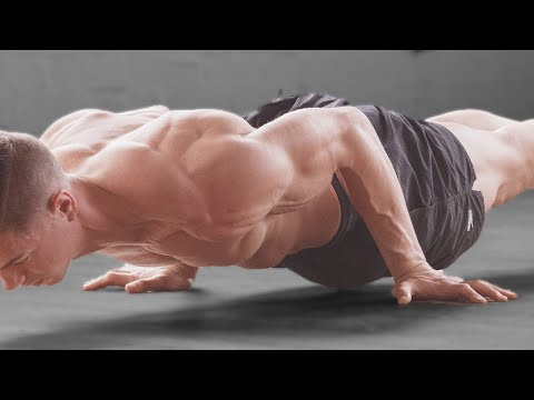 How To Planche Push-Up (BEST PROGRESSIONS)
