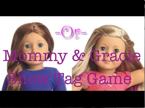 Mommy and Gracie Show YouTube