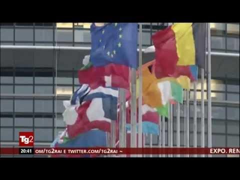 complotto contro l'italia 2011 - Berlusconi, Timothy Geithner, rai2