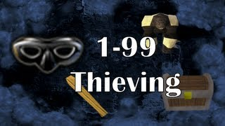 1-99 Thieving GuideLvl 99 In 55 Hours- By Idk Whats Rc