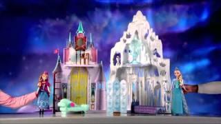 Disney Frozen Dolls From Mattel