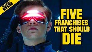 Five Movie Franchises That Should Die