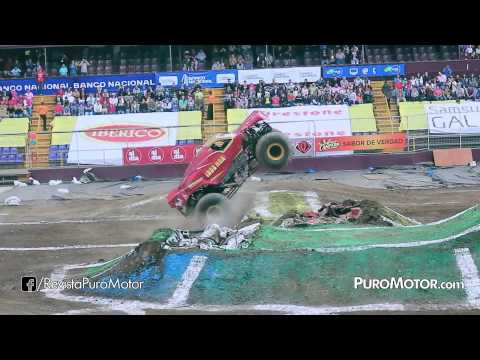 MONSTER JAM 2012 - Costa Rica - PUROMOTOR.com