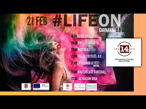Centro 14 #Life On