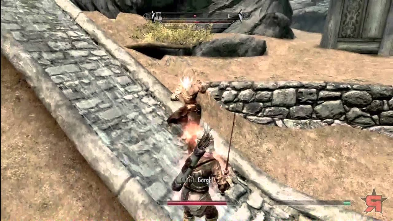 Skyrim Dragonborn (DLC): The Cultists Who Start Main Quest ...