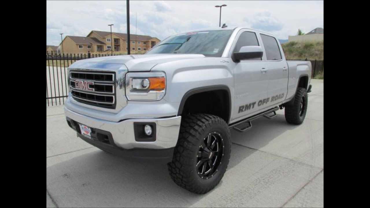 2014 Gmc Sierra 1500 Rmt Off Road Lifted Truck 4 Sale