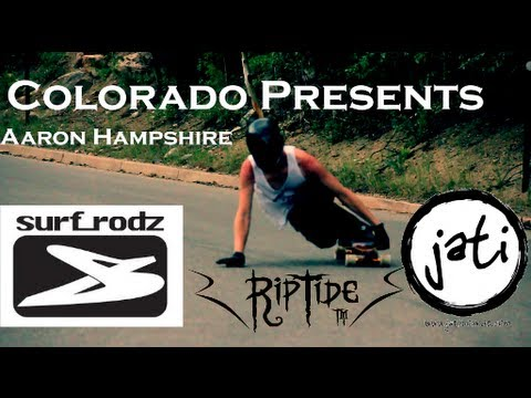 Colorado Presents: Aaron Hampshire