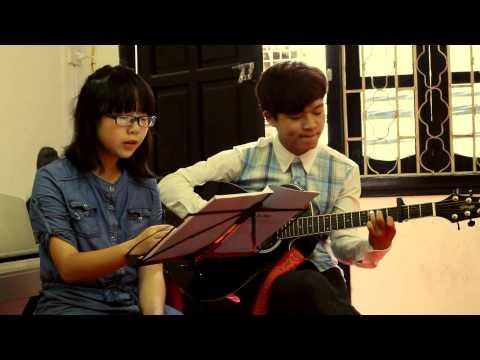 Nhật Kí Của Mẹ /st. Nguyễn Văn Chung - Guitar Cover by Hương Ly ft. Guitardamme