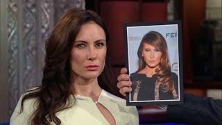 Laura Benanti Is A Dead Ringer For Melania Trump