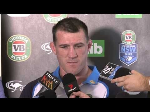 Gallen not fazed by Wally