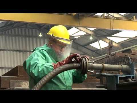 La seguridad en las plantas de galvanizado en general