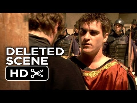 Gladiator Deleted Scene - What Is Your Name? (2000) - Russell Crowe Movie HD