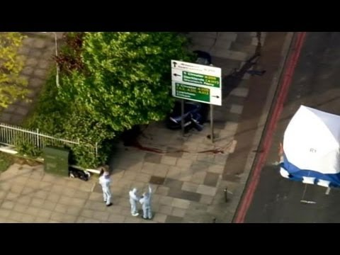 London Attack: Man Killed in Suspected Terrorist Attack