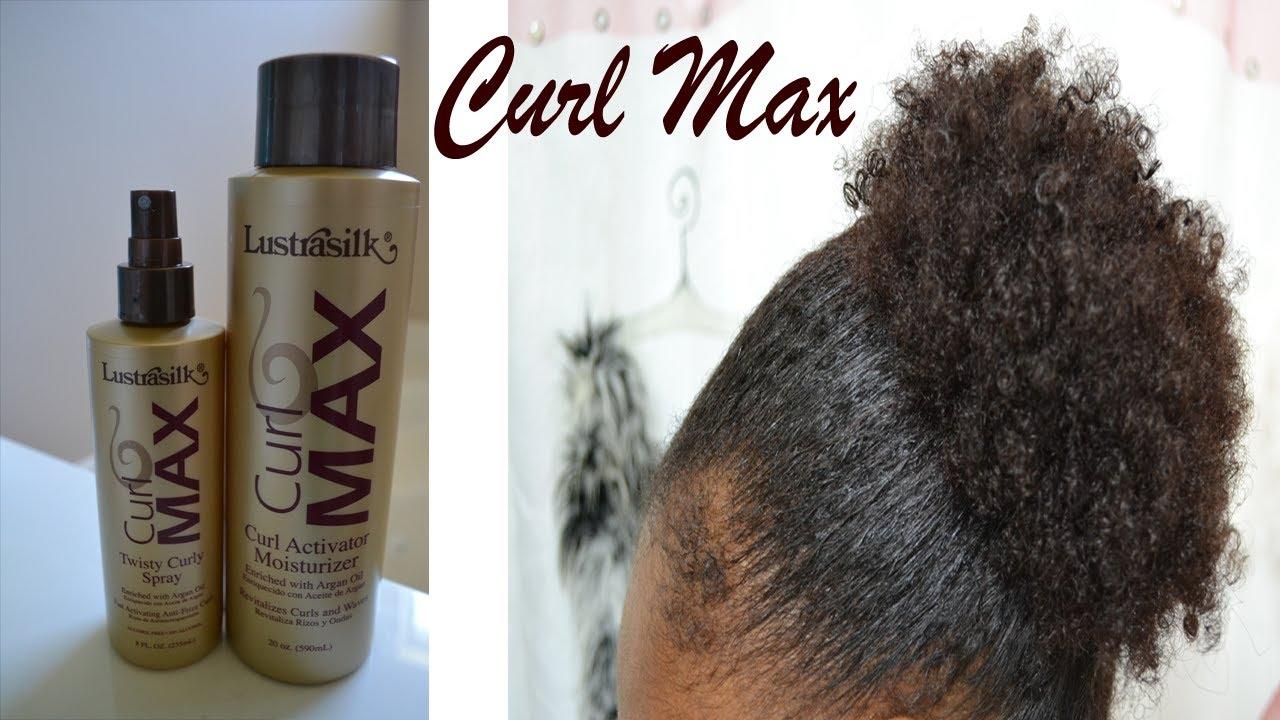 Lustrasilk Curl Max Curl Activator Moisturizer Amp Twisty