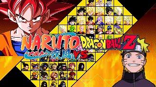 Dragon Ball Z Vs Naruto Mugen Edition 1.0 By Ristar87