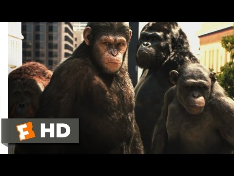 Rise Of The Planet Of The Apes Full Movie Hindi Dubbed 2014 - Dawn of