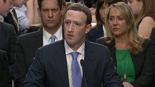 Highlights: Mark Zuckerberg's Congress grilling
