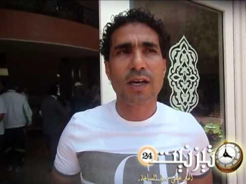 صلاح الدين بصير في تصريح خاص لموقع تيزنيت 24
