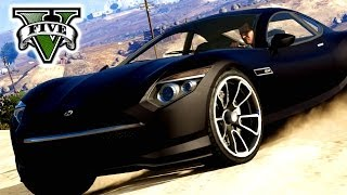 GTA 5 Free Roam JUMPS Live Stream CUSTOM CARS FLYing