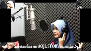 AQIL & USTAZ AMAL_ALBUM LAGU_MTV_AQIL MUSIM BARU