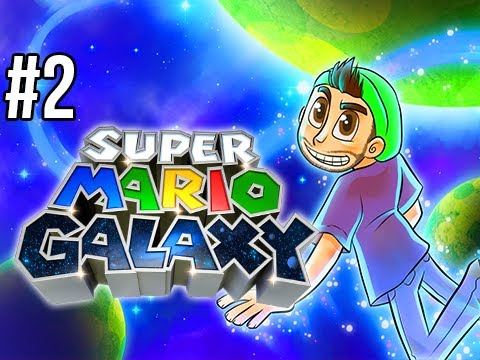 Super Mario Galaxy | Ep.2 | The cute Dino Piranha