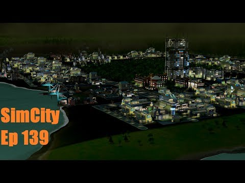 SimCity: Ep 139: Tree for Pollution