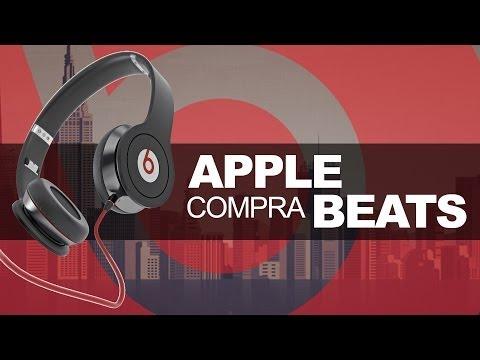 ¿Cual es el motivo de la compra de Beats por parte de Apple?