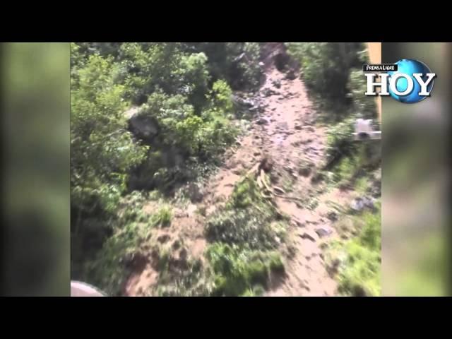 Recuento de daños por sismo de 6.5 grados Richter en Quetzaltenango