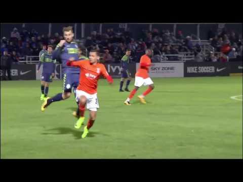 VIDEO: Latif Blessing's sublime goal for Swope Park Rangers in the USL