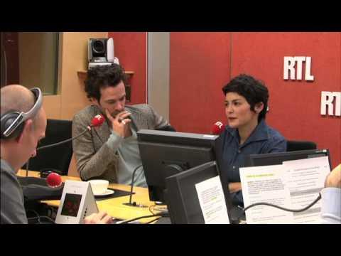 Laissez-vous tenter du 29 novembre 2013 avec Audrey Tautou et Romain Duris
