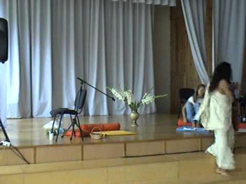 Шри Госвами Яшенду Джи. О стрессе (11.08.2007), ч.1