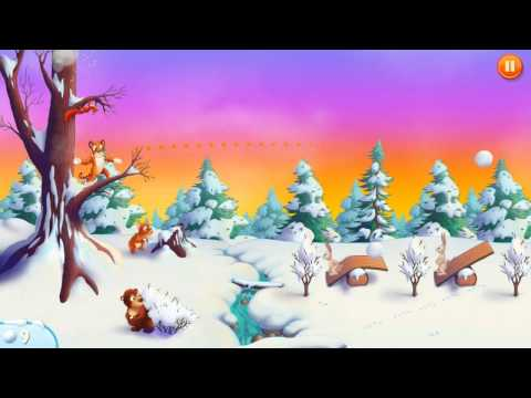 Pato & Friends: Snowball Fight - Mobile Game Trailer