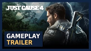 Just Cause 4 - Announcement Trailer